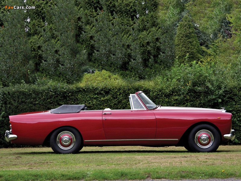 Pictures of Bentley S2 Continental 1959–62 (800 x 600)