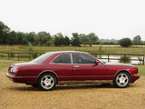 Pictures of Bentley Continental R 1991–2002