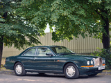 Pictures of Bentley Continental R Pre-production Prototype 1991