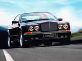Pictures of Bentley Continental T 1996–2002