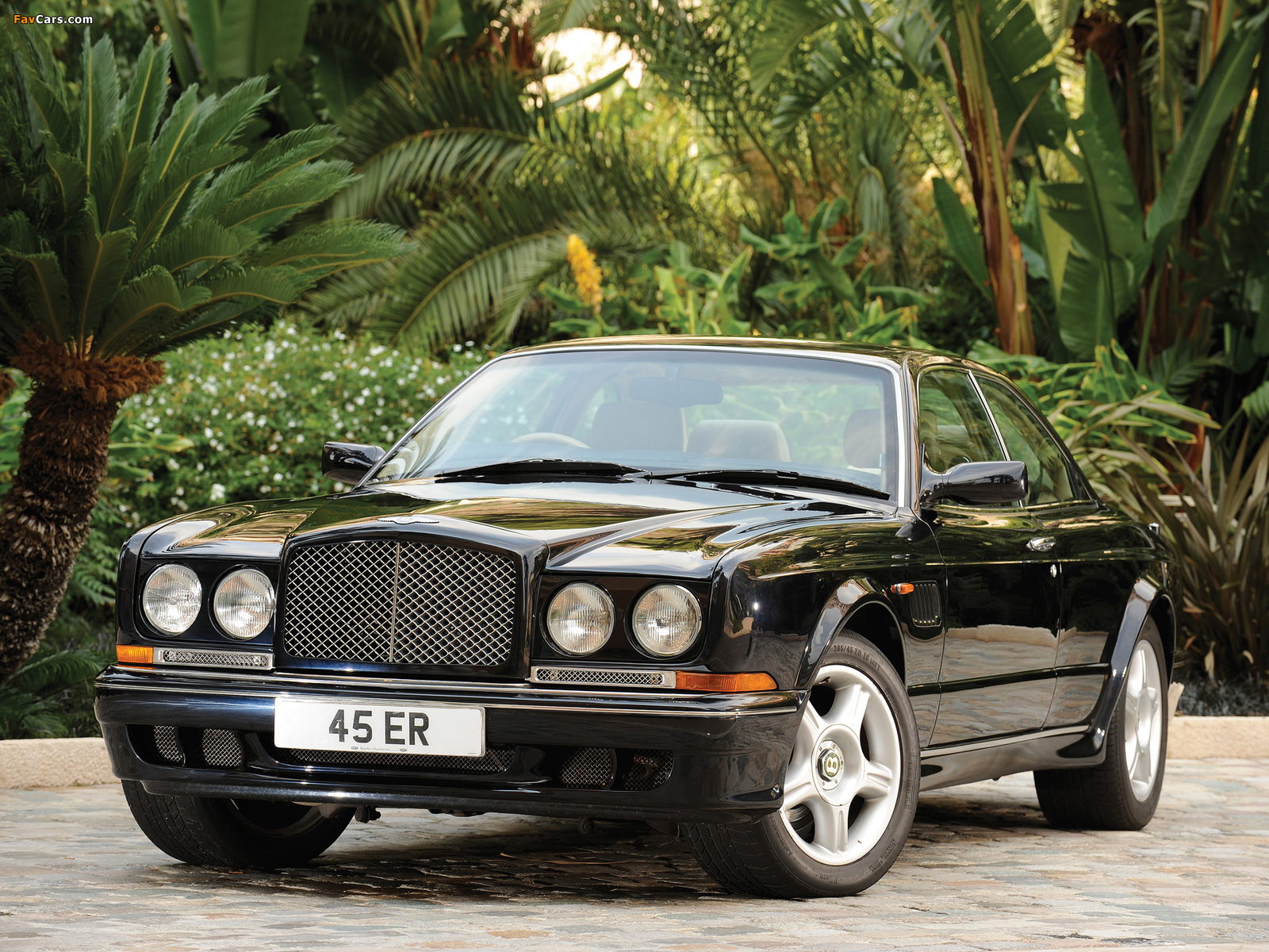 Pictures of Bentley Continental R Mulliner 1999–2002 (1600 x 1200)