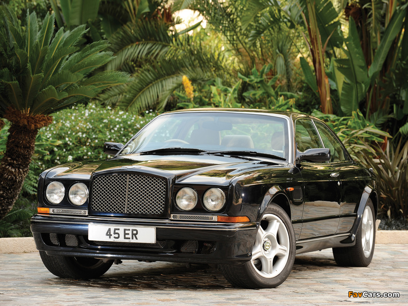 Pictures of Bentley Continental R Mulliner 1999–2002 (800 x 600)