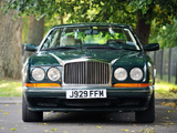 Bentley Continental R Pre-production Prototype 1991 wallpapers