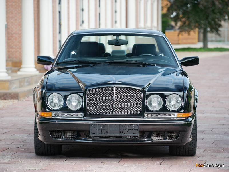 Bentley Continental T 1996–2002 wallpapers (800 x 600)