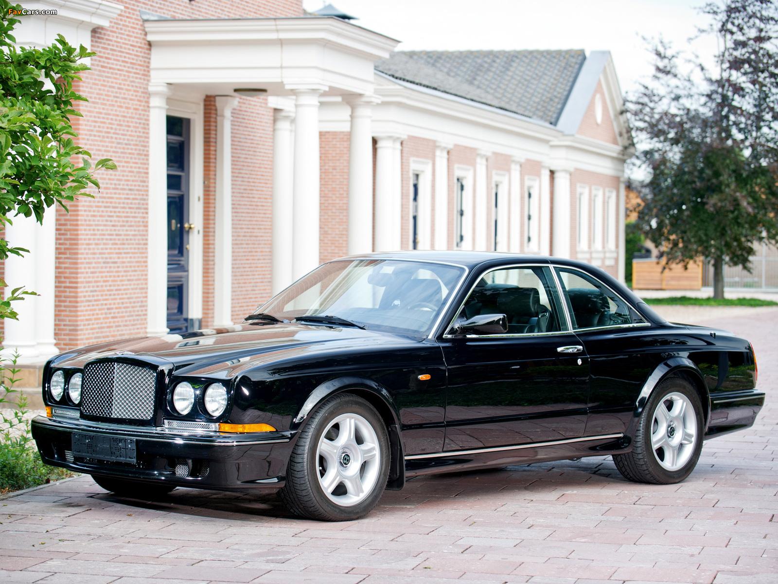 Bentley Continental T 1996–2002 wallpapers (1600 x 1200)