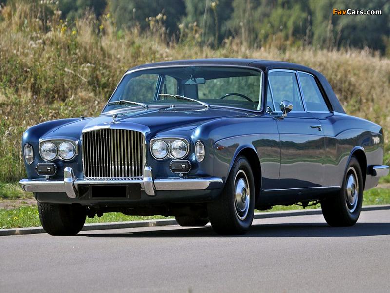 Bentley Corniche Saloon 1971–77 images (800 x 600)