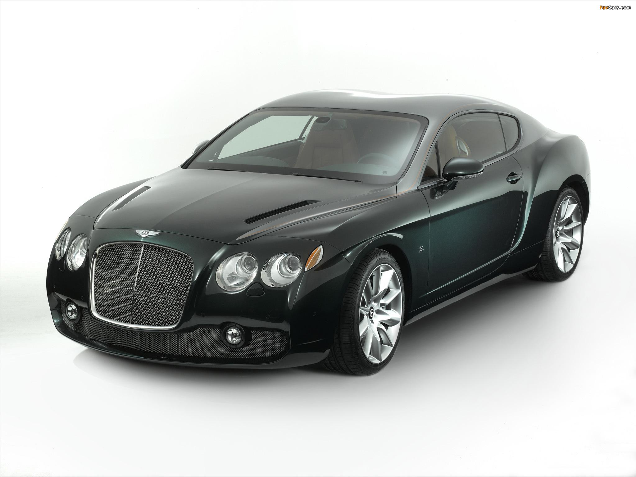 Bentley GTZ 2008 images (2048 x 1536)