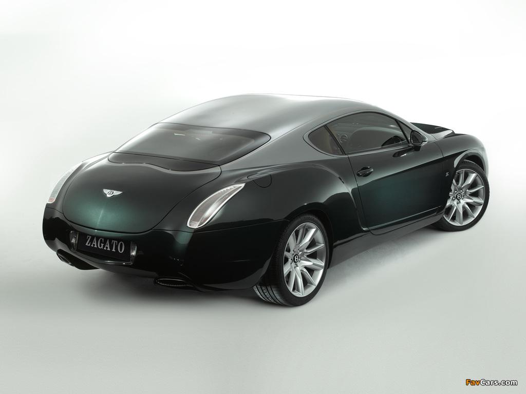 Bentley GTZ 2008 images (1024 x 768)