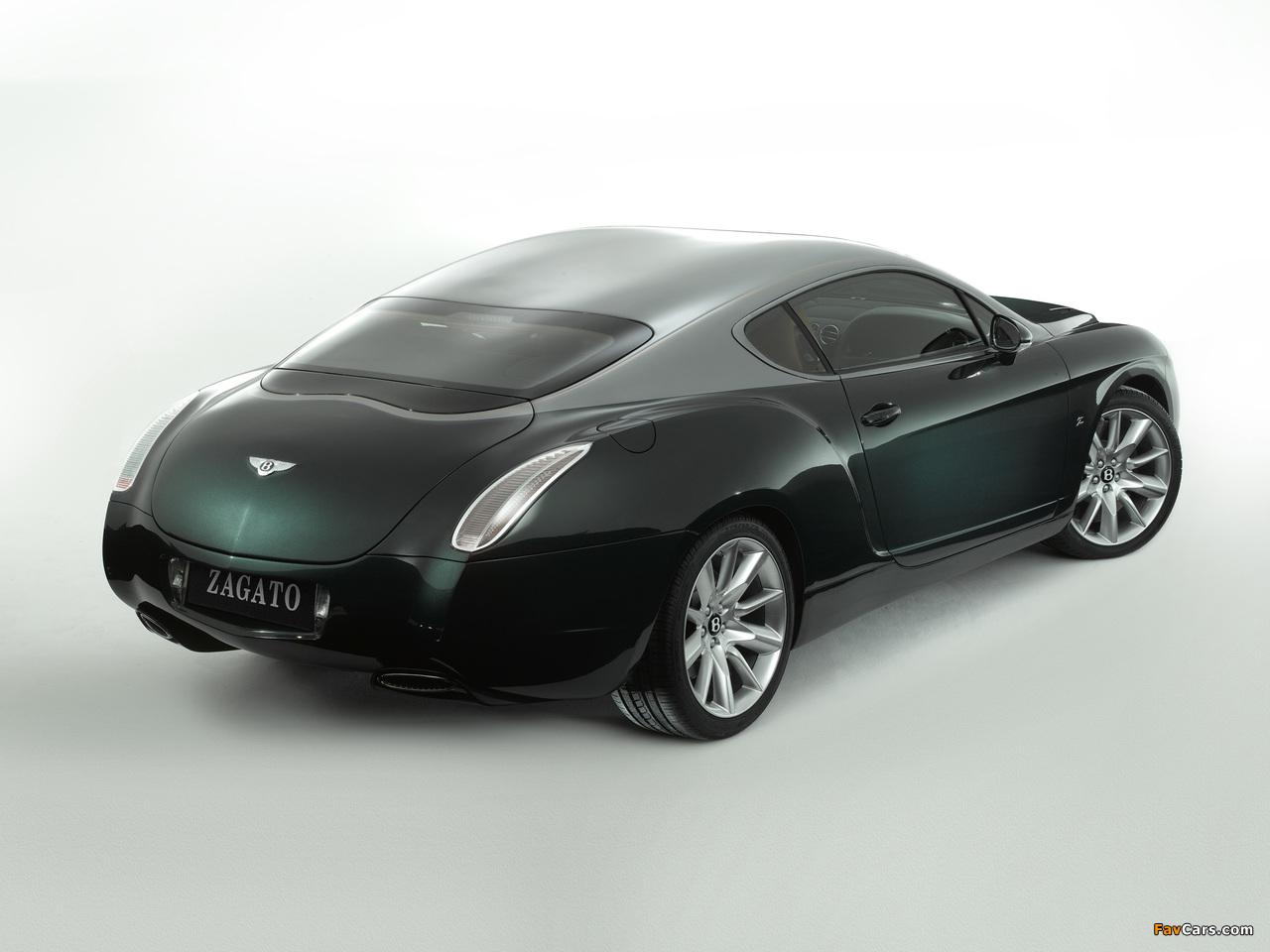 Bentley GTZ 2008 images (1280 x 960)