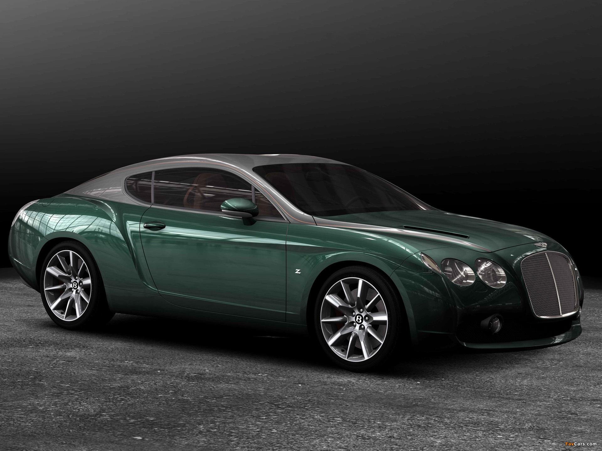 Bentley GTZ 2008 pictures (1920 x 1440)