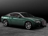 Bentley GTZ 2008 pictures
