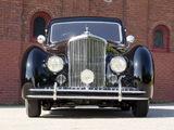 Bentley Mark VI Coupe by Figoni & Falaschi (B9AJ) 1947 wallpapers