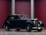 Bentley Mark VI Saloon 1946–52 images
