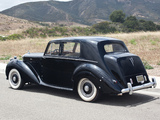 Bentley Mark VI Saloon 1946–52 photos