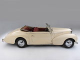 Bentley Mark VI Drophead Coupe 1948 wallpapers