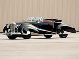 Images of Bentley Mark VI Drophead Coupe by Franay 1947
