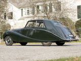 Pictures of Bentley Mark VI 4 ½ Litre Coupé by Hooper & Co 1952