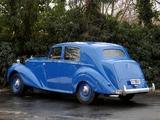 Pictures of Bentley Mark VI Saloon 1946–52