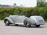 Pictures of Bentley Mark VI Drophead Coupe by Park Ward 1949