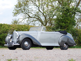 Bentley Mark VI Drophead Coupe by Park Ward 1949 wallpapers