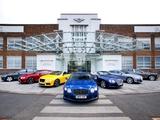 Bentley photos