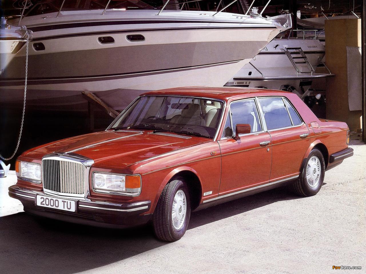 Bentley Mulsanne 1980–87 photos (1280 x 960)