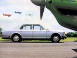 Bentley Mulsanne 1980–87 wallpapers