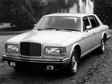 Bentley Mulsanne Turbo 1982–85 wallpapers