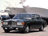 Bentley Mulsanne S 1987–92 pictures
