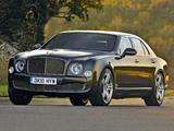 Bentley Mulsanne 2010 images