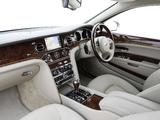 Bentley Mulsanne UK-spec 2010 photos