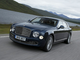 Bentley Mulsanne UK-spec 2010 photos