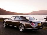 Bentley Mulsanne UK-spec 2010 pictures