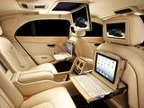 Bentley Mulsanne Executive 2012 images
