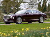 Bentley Mulsanne Diamond Jubilee 2012 images