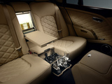 Bentley Mulsanne Mulliner Driving Spec 2012 photos