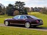 Bentley Mulsanne Diamond Jubilee 2012 wallpapers