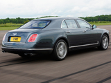 Bentley Mulsanne The Ultimate Grand Tourer UK-spec 2013 images