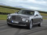 Bentley Mulsanne The Ultimate Grand Tourer UK-spec 2013 photos