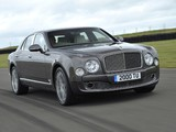 Bentley Mulsanne The Ultimate Grand Tourer UK-spec 2013 wallpapers