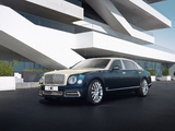 Bentley Mulsanne Hallmark Series by Mulliner 2017 pictures