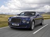 Images of Bentley Mulsanne UK-spec 2010