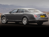 Images of Bentley Mulsanne Mulliner Driving Spec 2012