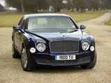 Images of Bentley Mulsanne The Ultimate Grand Tourer UK-spec 2013