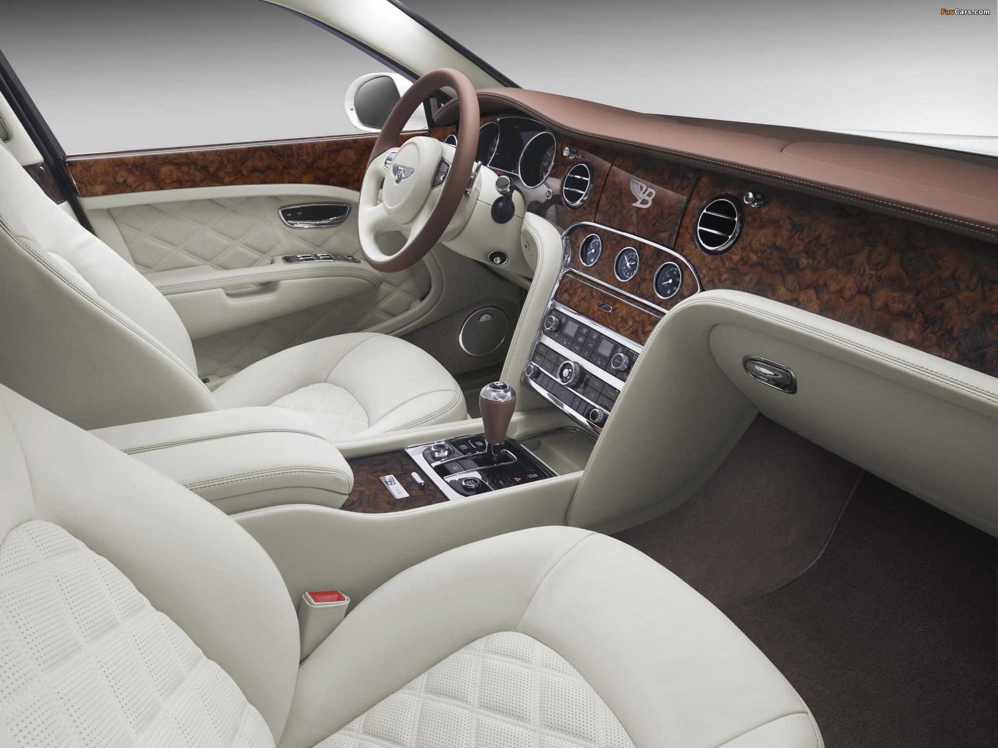 Images of Bentley Birkin Mulsanne 2014 (2048 x 1536)