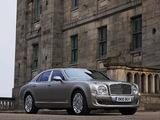 Photos of Bentley Mulsanne UK-spec 2010
