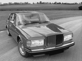 Pictures of Bentley Mulsanne Turbo 1982–85