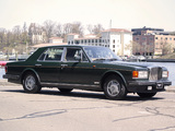 Pictures of Bentley Mulsanne S 1987–92