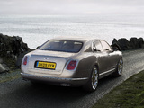 Pictures of Bentley Mulsanne 2010