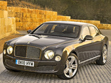 Pictures of Bentley Mulsanne 2010